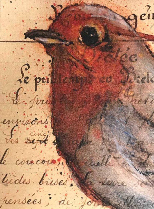 Yves Coladon artiste peintre graveur, Leporello les piafs