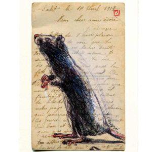 Yves-Coladon-Carte-Postale-Rat2