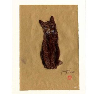 Yves-Coladon-Carte-Postale-chat2