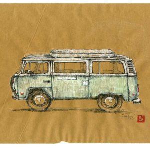Yves-Coladon-Artiste-Dieulefit-Combi-vert